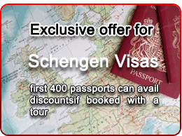 schengen visa offers